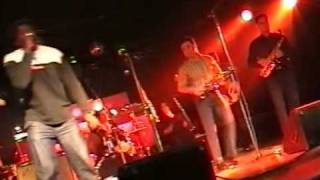 """Dr.Vodkatini """"Gimme One Of Those"""" live @ Club 22, in 2001"""