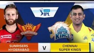 IPL FINAL 2018 HD CSK VS SRH