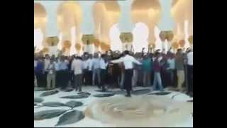 PM Modi at Sheikh Zayed Grand Mosq Abudhabi
