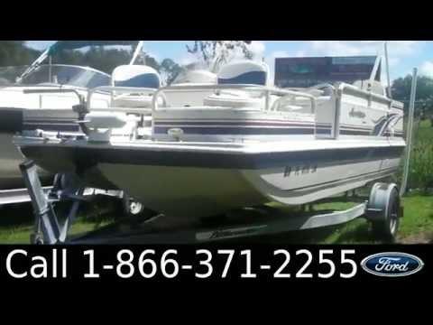 2001 Hurricane Deck Boat Gainesville Fl