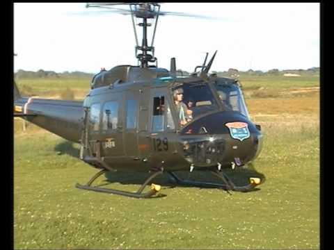 Huey 509 Bell UH-1H