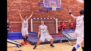 World Champions in Acrobatic Basketball! | Dunking Devils at Budunkpest 2018