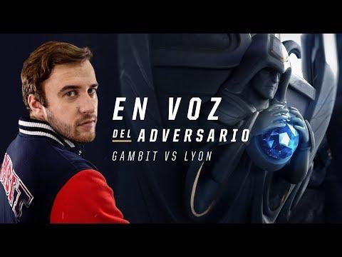 En Voz del Adversario: Gambit Esports | Worlds 2017 | Esports