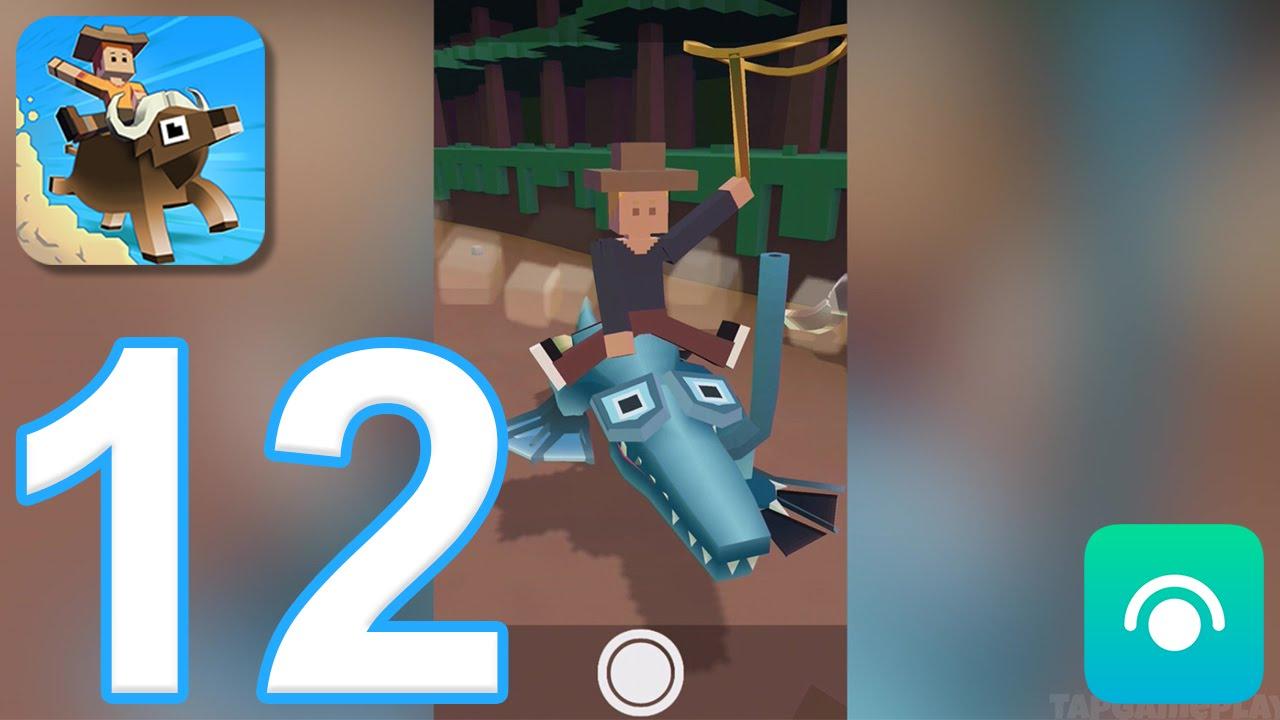 Rodeo Stampede Gameplay Walkthrough Part 12 Jungle