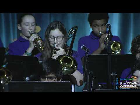 Student Performance | Wydown Middle School Jazz Band | 2019 Annual Conference