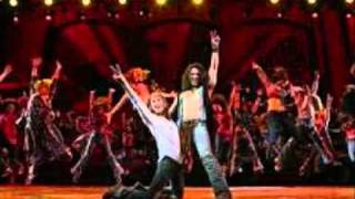 Hair-Manchester England (The New Broadway Cast Recording)