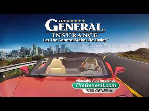 The General Car Insurance AMV
