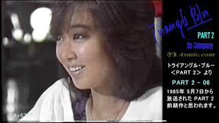 トライアングル・ブルー PART 2 - 06/1985 『Triangle Blue PART 2』- 1985年 5月7日 ~ 12月24日 - 本作は PART 2 初期の放送と思われます。 但し、放送日、第何 ...