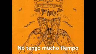 Los Piojos - Al atardecer (Con letra)