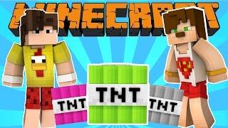 En Güçlü TNT ile Dünyayı Patlattık - Game of Mods - #59
