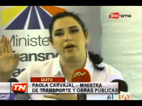 Ruta Collas - Guayllabama permanecerá cerrada 6 meses