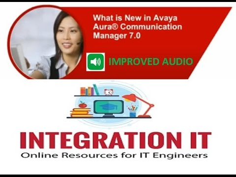 Reupload HQ - Avaya Communication Manager 7.0