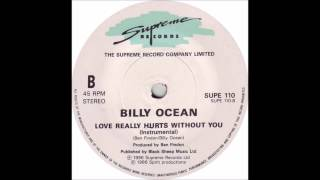 Love Really Hurts Without You Billy Ocean Guitar Instrumental Cover By Dave Johnson