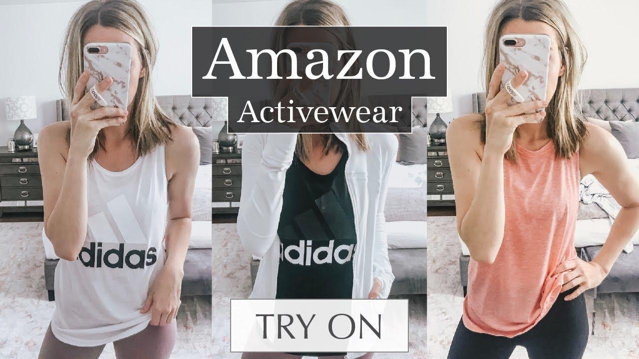 59effc96190c 2019 Amazon Try On Haul  Amazon Activewear