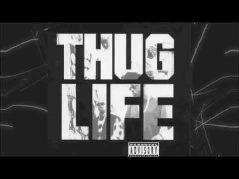 Thug  Life - Shit Don't Stop (feat. Y.N.V.) (2Pac/Mopreme Shakur/Rated R/Big Syke/Macadoshis)