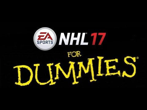 How To Play NHL 17 - The Basics