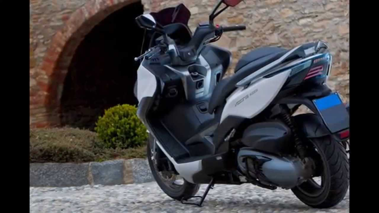 2014 kymco xciting 400i abs youtube. Black Bedroom Furniture Sets. Home Design Ideas