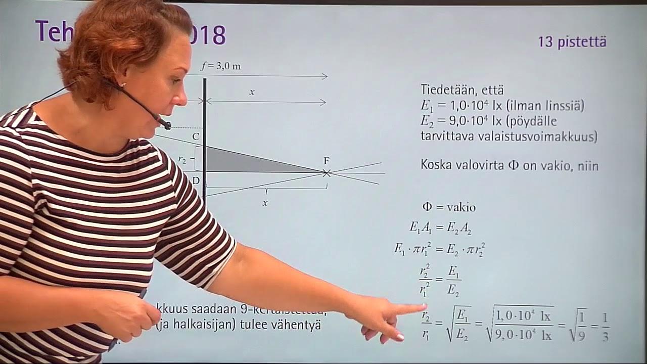 Fysiikka 2