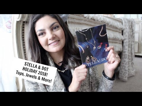 Stella & Dot HOLIDAY Collection! SPARKLE & SHINE ✨