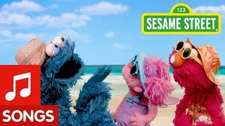 Sesame Street: Head Shoulders Knees and Toes | Fun in the Sun