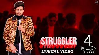 Struggler   (Lyrical Video)   R Nait   Laddi Gill   New Punjabi Songs    Jass Records
