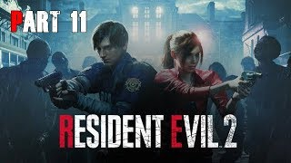 Resident Evil 2 Remake l Part 11 l Gameplay FR