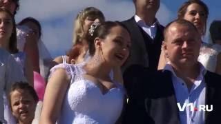 Волгоградский парад невест
