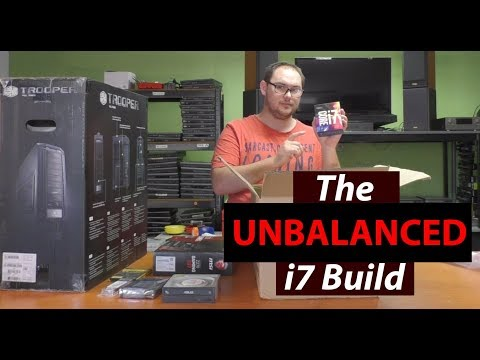 Custom i7 7700 Gaming PC Build and How To Choose The right PC Parts | Foci