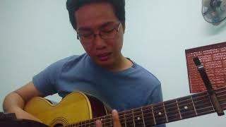 [Toàn Đoàn Guitar Cover] Baby I Love You - Ưng Hoàng Phúc