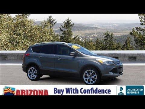 2013 Ford Escape Mesa Phoenix, AZ #P19228 - SOLD