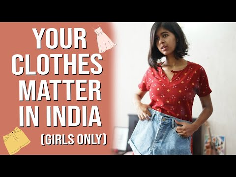 Guide to Dressing Up in India (Girls Only) | Sejal Kumar
