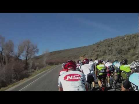 Part 1 - East Canyon Road Race, Henefer, Utah April 21, 2012 Men Category 4