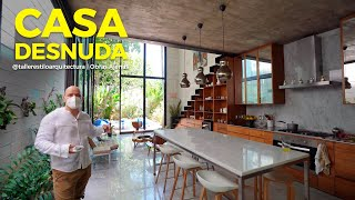 CASA DESNUDA | @Taller estilo Arquitectura | Obras Ajenas