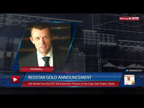 CEO Debrief: RGC Announces Drill Results from the 2017 Fall Exploration Program at Unga