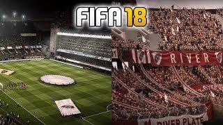 LA BOMBONERA Y EL MONUMENTAL EN FIFA 18!! | EL REALISMO DE LOS ESTADIOS SERÁ INCREÍBLE!! | NOVEDADES