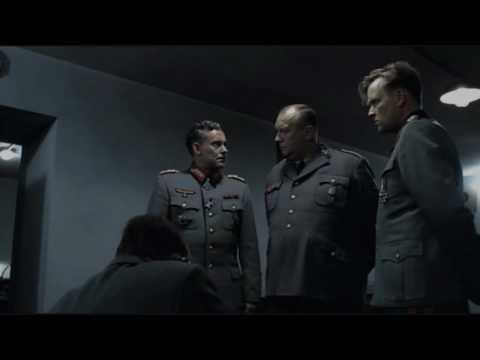 Sgt Hartman phones Hitler