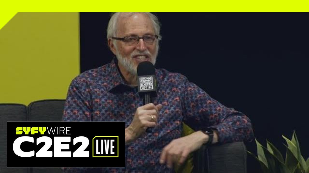 Marv Wolfman On Crisis On Infinite Earths   C2E2 2019   SYFY WIRE