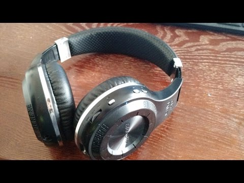 $29 Bluedio Bluetooth headset, full review!