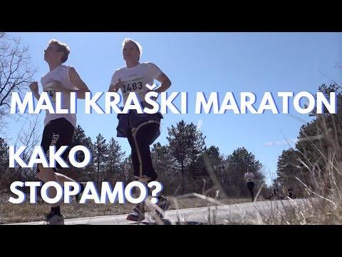 Mali Kraški Maraton 2019. Koliko Jih Udarja S Peto Ob Tla?