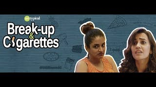 Break up & Cigarettes l Teaser l Gujarati l FT. Esha Kansara l Prachi Thaker