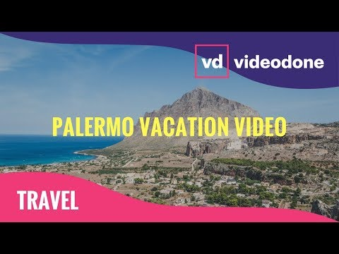 Palermo Vacation Video