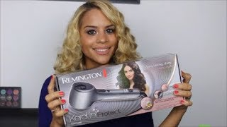 Remington Keratin Volume