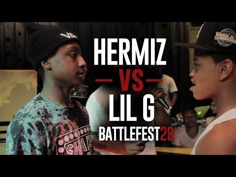 Hermiz vs Lil G | BattleFest 28