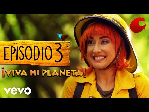 CantaJuego - Érase una Vez una Aldea Encantada (Episodio 3 Oficial de ¡Viva Mi Planeta!)