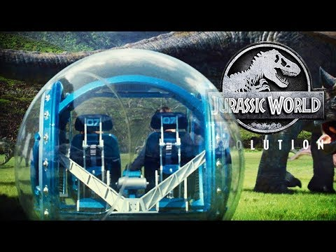 DRIVEABLE GYROSPHERES? & OTHER PARK ATTRACTIONS DISCUSSION | Jurassic World: Evolution News