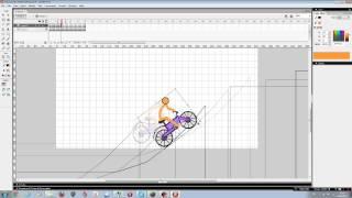 Урок №3 по созданию мультов в Macromedia Flash Professional 8