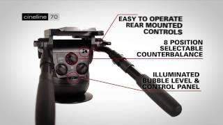 Miller Cineline 70 Fluid Head Intro