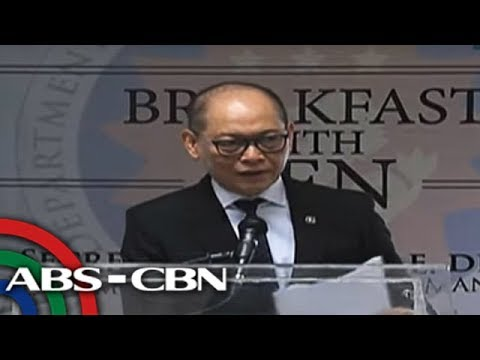 Business Nightly: Diokno not worried about possible U.S. rate hike