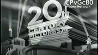 The 20th Century Pictures, Inc. logo.