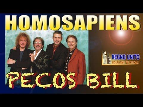 Homo Sapiens - Pecos Bill